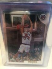 1998-99 Topps Chrome Vince Carter Rookie Card NM