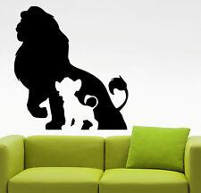 Lion King Wall Decal Vinyl Sticker Disney Cartoon Art Bedroom Nursery Decor 4yeh