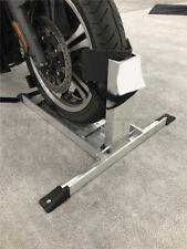 """Universal Wheel Chock/Floor Stand Quick Lock Stabilizer Holder 14""""-22"""""""