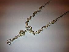 Vintage Bridal Collar Plateado