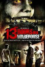 13 HOURS IN A WAREHOUSE Movie POSTER 27x40 B Paul Cram Chars Bonin Carson Lee
