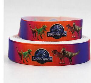 Jurassic World Ribbon Dinosaurs