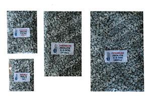 Zeolite (Premium 5-8mm Grade) Ammonia Removal Aquarium [Choose the size needed]