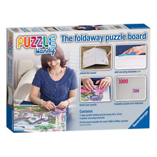 Ravensburger Puzzle Handy Foldaway Puzzle Board NEW