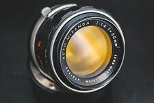 Miranda 50mm F1.4 w/ free Sensomat 35mm body / Good shape!