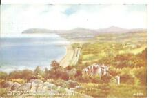 POSTCARD,UNKNOWN ARTIST,VICTORIA CASTLE,VALE OF SHANGANAGH,DUNLAOGHAIRE,1930