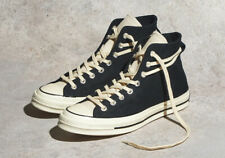 **Confirmed Order** Fear Of God Essentials x Converse Chuck Taylor High BlackUS8