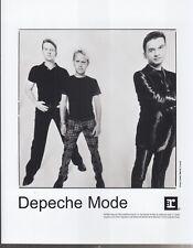 depeche mode the singles press kit from 1998