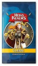 Hero Realms Deck Building Game: Cleric Character Pack (White Wizard) New TD2