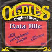 """Bata Illic - Mit Verbundenen Augen / Morena (7"""",  Vinyl Schallplatte - 32584"""