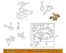 Acura HONDA OEM 96-99 RL Steering Column-Harness 35254SZ3A11