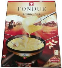 Cheese Fondue, Genuine SWISS Recipe and made, 14oz, Ready to heat and serve
