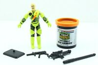 Vintage 1993 GI Joe Cobra Mega Marines GUNG HO Figure w/ Accessories and Dough