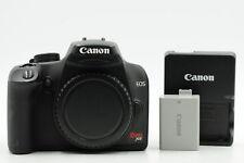 Canon Eos Rebel Xs 10.1Mp Digital Slr Camera Body 1000D Blk #262