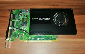 Nvidia Quadro K2200 | Gebraucht