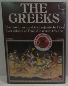Atlantic The Greeks The Trojan Army Set #1608, 1/32 scale, SEALED