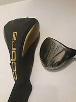 King Cobra Driver. M Speed Offset.12.0 Milled Titanium 460cc Zg300