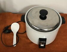 ZOJIRUSHI RICE COOKER Warmer Maker Vintage NAZC-15 With Server Spoon