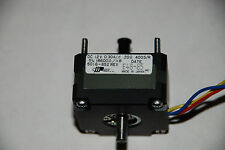 NEW Stepper Motor 12V 400 STEPS/REVOLUTION 0.9deg/step, 2-Phase, 5mm Shaft JAPAN