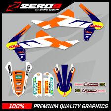 KTM SX 50 2016 - 2018 Motocross MX Gráficos Split Kit Fábrica 15