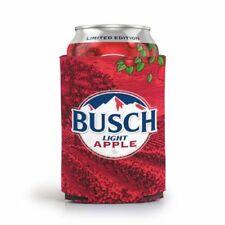 Busch Light Apple Red Coolie