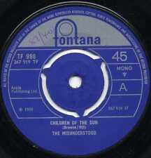 "MISUNDERSTOOD ""CHILDREN OF THE SUN"" ORIG UK 1969 PSYCH VG++"