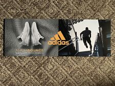 Adidas AlphaBounce Retail Sign (34� X 12�)