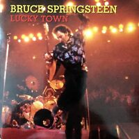 CD SINGLE PROMO BRUCE SPRINGSTEEN LUCKY TOWN CARDBOARD SLEEVE COLLECTOR 1993
