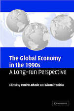The Global Economy in the 1990s: A Long-Run Perspective, , New condition, Book