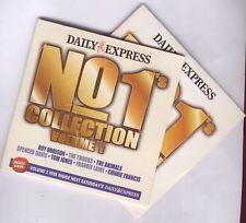 NO 1's COLLECTION - UK PROMO 2 CD SET: SPENCER DAVIS, TOM JONES, FRANKIE LAINE