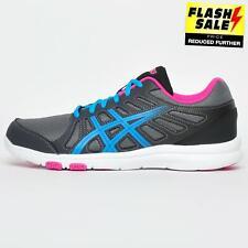 Asics Ayami Brillo Para Mujer Gimnasio Fitness Jogging Zapatos de entrenamiento cruzado
