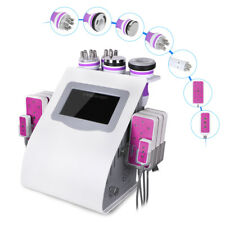 6 in1 Ultrasonic Vacuum Cavitation 40K Slimming Anti Cellulite Beauty Machine