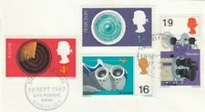(67132) GB Used Discovery & Invention 1967 ON PIECE