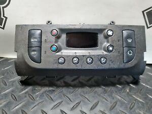 01-06 Renault Clio Mk2 Dash Digital Climate/ Heater Control Panel GENUINE