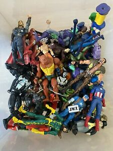 MASSIVE - Action Figures, Thundercats, marvel, Avengers etc Job Lot - Bundle