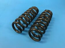 06-11 BMW E90 SEDAN 325I 328I 330I 335I REAR LEFT RIGHT SPORT COIL SPRING D4 SET