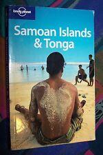 SAMOAN Islands & Tonga (Samoa & Tonga) - Pazifik # LONELY PLANET