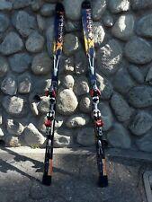 Salomon X Scream 9 L177  Skis With Salomon S9 Bindings