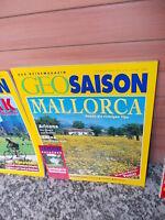 Geo Saison, Das Reisemagazin, Heft Nr. 3 März 1997