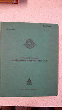 ENGINEERING DRAWING PRACTICE australian standard 1972