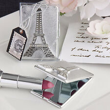 200 Eiffel Tower Mirror Compact Favors Sweet Sixteen Party Favor Event Lot