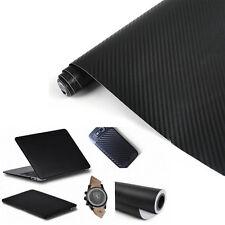 """3D Carbon Folie Carbonfolie Auto Folie Blasenfrei Verlegen 12""""x50"""" 30x127cm DIY"""