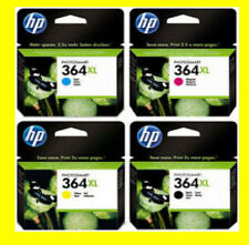 4 original HP 364XL Photosmart B110A B110C B110E PLUS B209A B209C B210A B210C