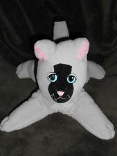 "Vintage 1985 Tonka 13"" Plush Pound Puppy Purries Kitty stuffed Animal"