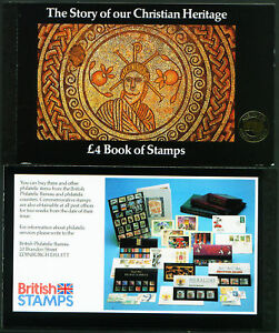GREAT BRITAIN  £4 Christian AUSIPEX booklet DX5  BK148