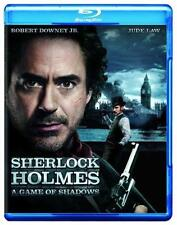 Blu Ray - Sherlock Holmes A Game of Shadows - NEW and SEALED