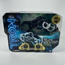 New Tron Legacy Deluxe Light Cycle: Sam Flynn - Disney Spin Master Air Brakes