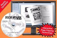 Suzuki RMZ250 RMZ 250 Service Repair Maintenance Workshop Shop Manual 2004-2018