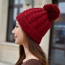 韓國青年時尚加厚毛線帽保暖針織帽韓版百搭女士帽子秋冬季套頭帽