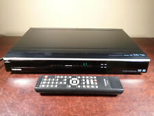 TOSHIBA DR430 DVD RECORDER PLAYER *tested, works* w/Remote DR430KU